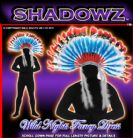 FANCY DRESS SHADOWSUITS/SKINZ/ZENTAI SUITS - INDIAN BRAVE MEDIUM